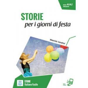 LW Storie per i giorni di festa książka + MP3 online A1/A2