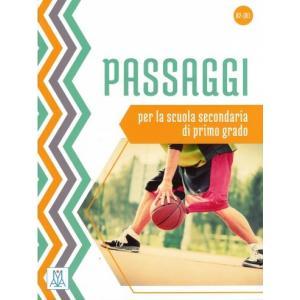 Passaggi podręcznik + audio online A2+/B1