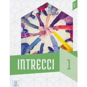 Intrecci 1 podręcznik + ćwiczenia + audio online B1+/B2+