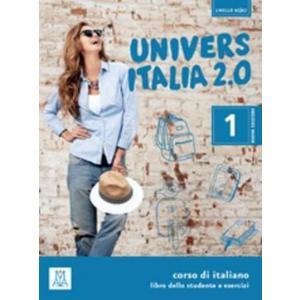 Universitalia 2.0 1 A1/A2 podręcznik + ćwiczenia + CD