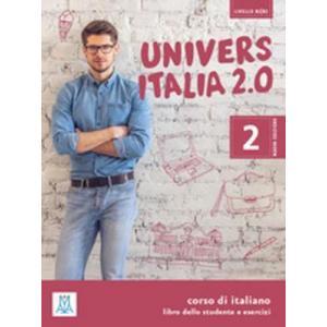 Universitalia 2.0 2 B1/B2 podręcznik + ćwiczenia + CD