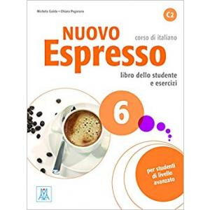Nuovo Espresso 6 (C2). Podręcznik + Ćwiczenia + CD