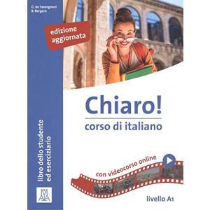 Chiaro! A1 podręcznik + ćwiczenia + video online Edizione aggiornata