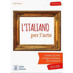 L'italiano per arte A2/B1