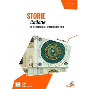 LW Storie italiane książka + audio online A2/B1