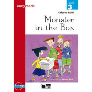 LA Monster in the Box książka + CD Level 3