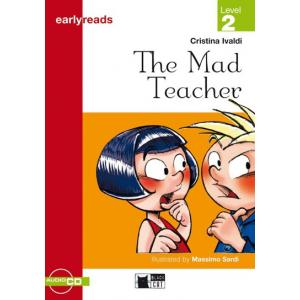 LA The Mad Teacher książka + CD Level 2