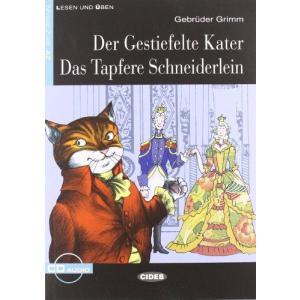 LN Der Gestiefelte Kater książka + CD (A2)