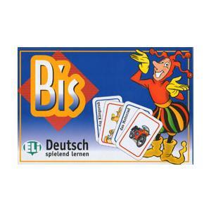 Gra językowa Niemiecki Bis Deutsch. Opr. karton