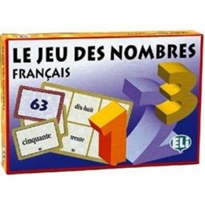 Gra Językowa Francuski. Le Jeu Des Nombres Francais