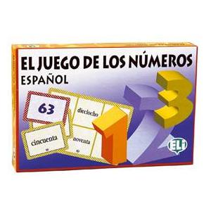 Gra językowa Hiszpański El juego de los numeros OOP