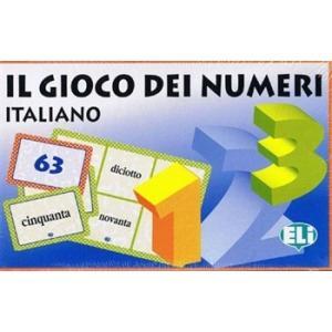 Gra Językowa Włoski. Il Gioco dei Numeri
