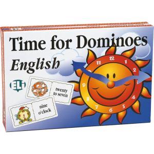 Gra Językowa Angielski. Time for Dominoes