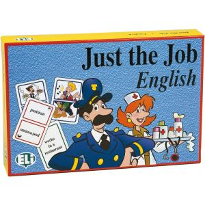 Gra językowa Angielski Just the Job English.Opr. karton