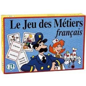 Gra językowa Francuski Jeu des Metiers