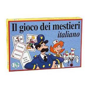 Gra Językowa Włoski. Il Gioco dei Mestieri Italiano