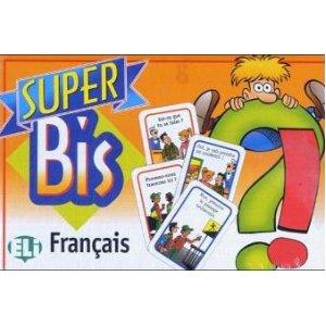Gra Językowa Francuski. Super bis Francais