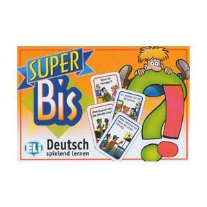 Gra językowa Niemiecki Super Bis Deutsch. Opr. karton