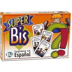Gra językowa Hiszpański Super Bis Espanol OOP