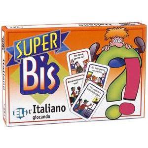 Gra Językowa Włoski. Bis Super Italiano