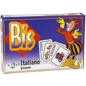 Gra Językowa Włoski. Bis Italiano