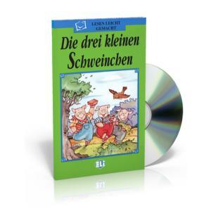 Eli Die grune Reihe - Die drei kleinen Schweinchen + CD