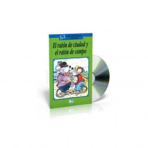 ELI El raton de ciudad+CD