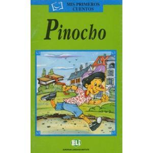 LH Pinocho książka + CD