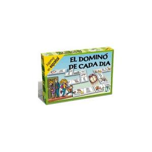 Gra językowa Hiszpański El domino de cada dia OOP