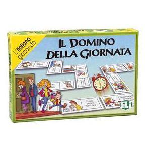Gra Językowa Włoski. Il Domino della Giornata