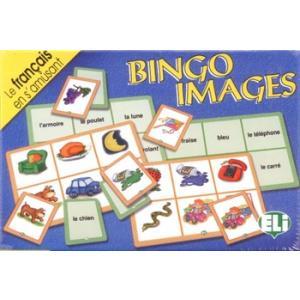 Gra językowa Francuski Bingo Images OOP