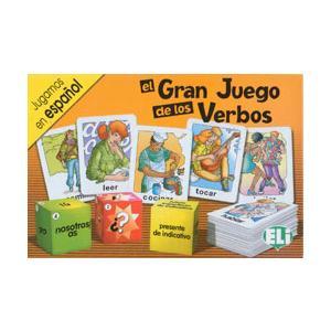Gra językowa Hiszpański El Gran Juego de los Verbos OOP