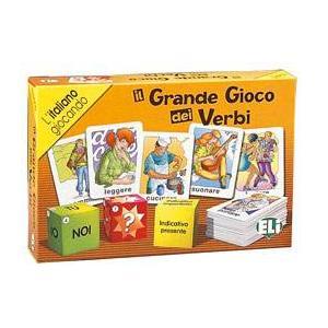 Gra Językowa Włoski. Il Grande Gioco dei Verbi