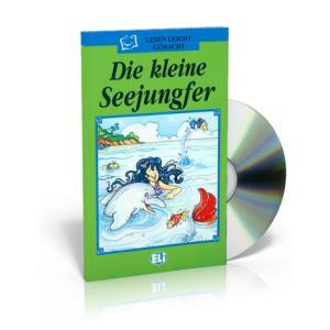 zzzzEli Die grune Reihe - Die kleine Seejungfer + CD