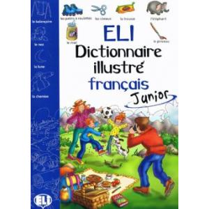 ELI Dictionnaire illustre francais junior. OOP