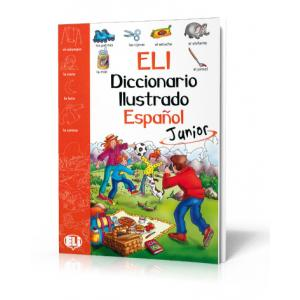 ELI Diccionario Ilustrado Espanol - Junior
