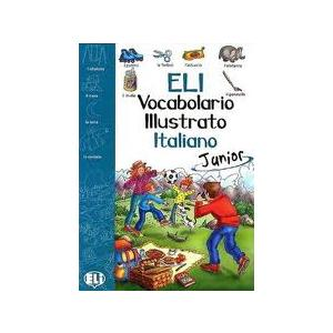 ELI Vocabolario illustrato italiano Junior. Opr. miękka