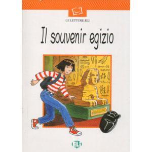 LW Le Letture ELI Serie Bianca - Il souvenir egizio + CD Audio