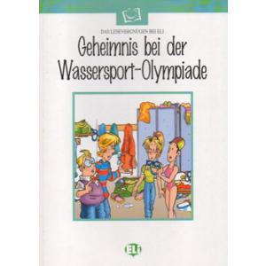 Geheimnis bei der Wassersport-Olympiade + CD