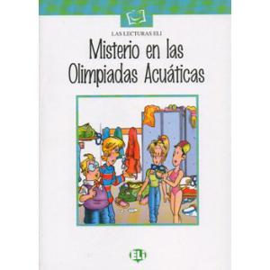 LH  Misterio en las Olimpiadas Acuáticas + CD Audio