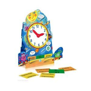 Gra językowa Angielski Class Clock OOP