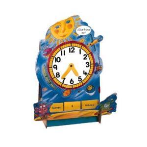 Gra językowa Hiszpański Ej Reloj /zegar/