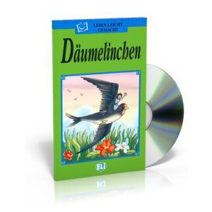 zzzzEli Die grune Reihe - Daumelinchen + CD