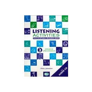 Listening activities 2 + CD photocopiable