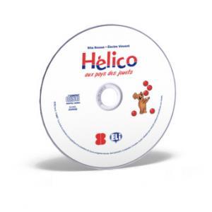 Helico aux pays des jouets CD audio