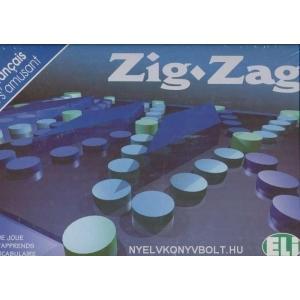 Gra językowa Francuski Zig-Zag