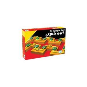 Gra językowa Hiszpański El juego del que es