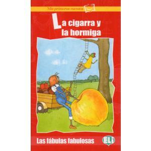 Mis primeros cuentos - La cigarra y la hormiga + CD Audio