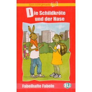 Die Schildkröte und der Hase + CD. Lesen Leicht Gemacht