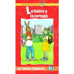 Mis primeros cuentos - La liebre y la tortuga + CD Audio